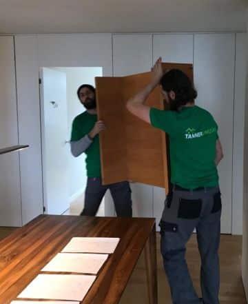 Büroumzug Zürich professionell